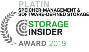 sti award platin datacore speichermanagement