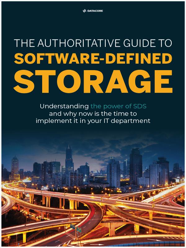 software-defined storage guide